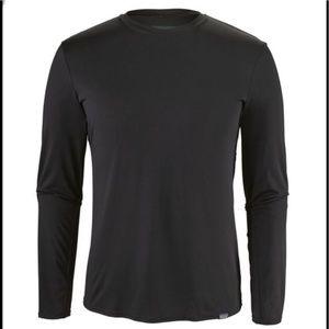 Patagonia Capilene Daily Long Sleeve T-Shirt Tee L